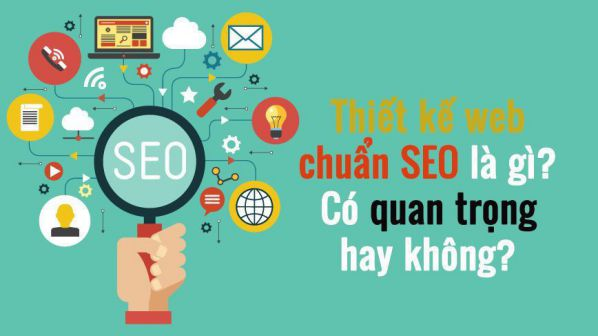 thiết kế website chuẩn seo 1