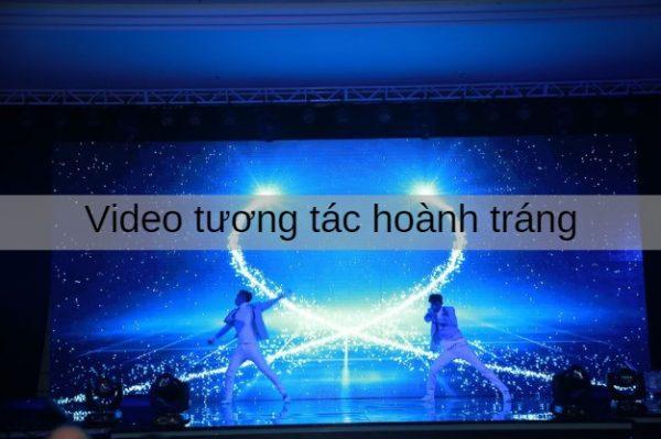 video tương tác hoành tráng